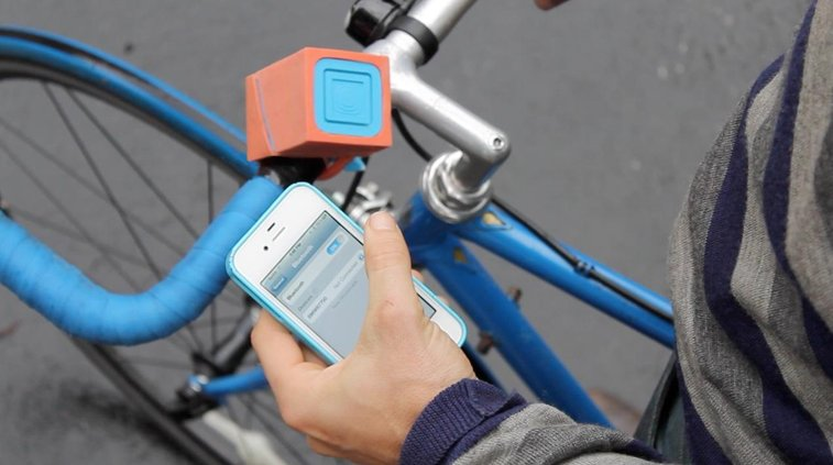 SleekSpeak: Wireless Speakers for Your Bike by David Meisenholder — Kickstarter