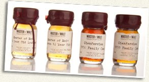 Drinks by the Dram - Whisky Samples - Master of Malt