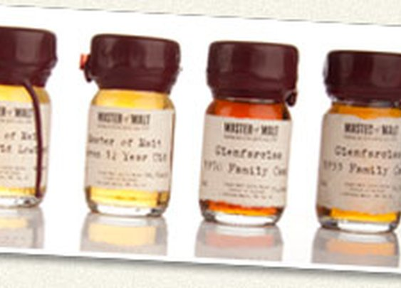 Drinks by the Dram - Whisky Samples - Master of Malt