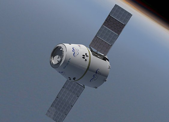 Space Exploration Technologies Corporation - Dragon