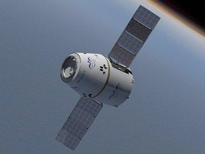 Space Exploration Technologies Corporation - Dragon