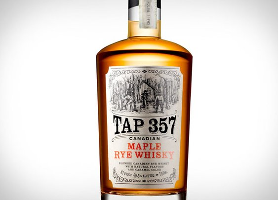 Tap 357 Canadian Maple Rye Whisky | Uncrate