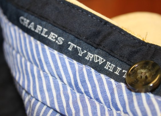 Charles Tyrwhitt Chinos Review «  Blogging For The Sharp Dressed Generation