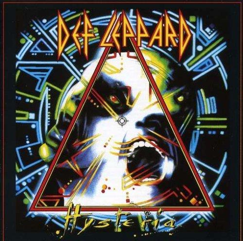 Def Leppard: Hysteria Album Cover Parodies