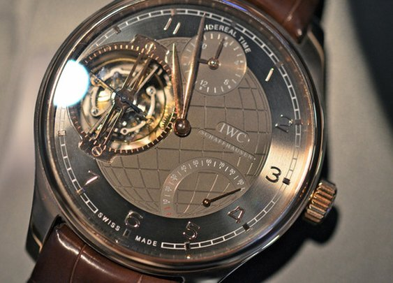 IN-DEPTH: The IWC Sidérale Scafusia (Live Photos + VideoExplanation) - Watches Worth Knowing About - HODINKEE