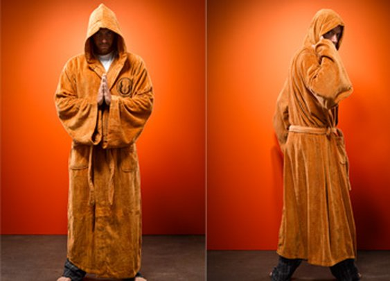 Star Wars Jedi Bathrobe