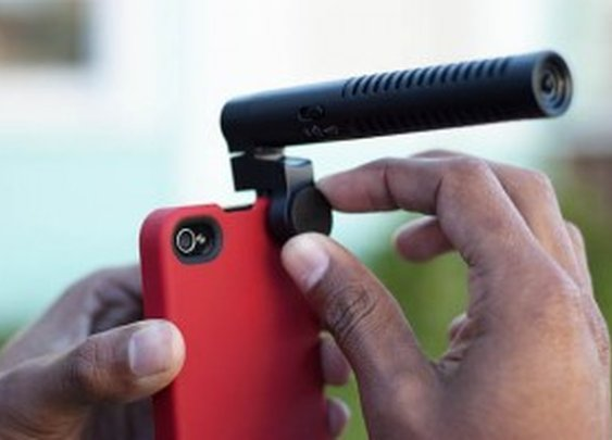 THE IPHONE BOOM MIC | MonkeyBait