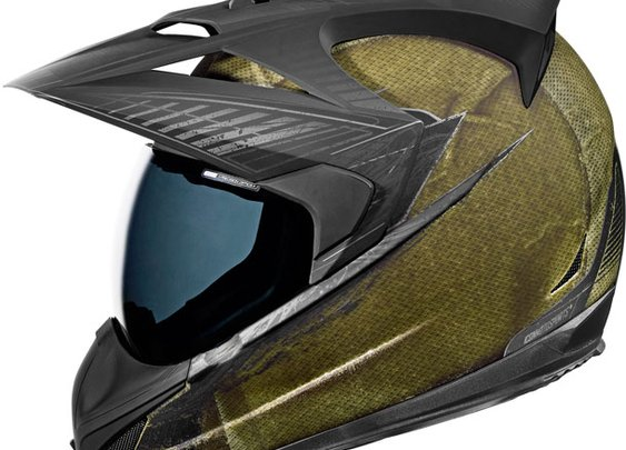 Variant Battlescar™ Helmet - Icon1000