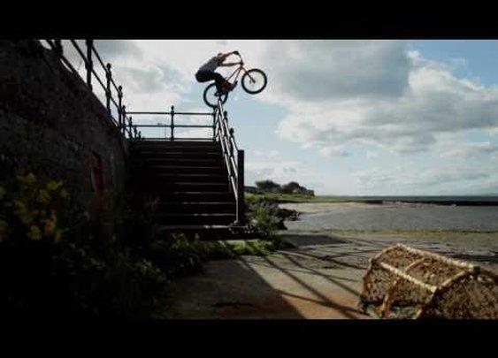 "Danny MacAskill - ""Way Back Home"" YouTube"