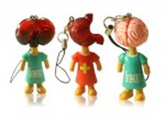 Organ Donor Key Chains