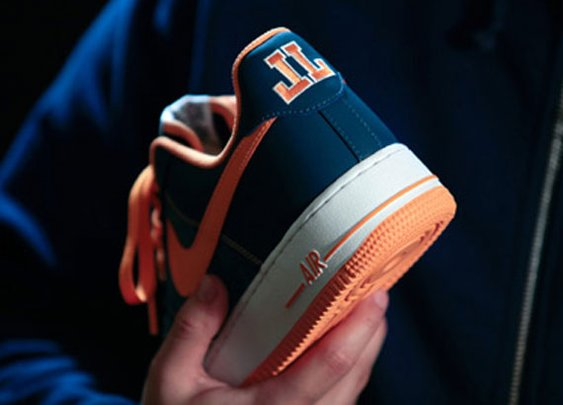 Nike Air Force 1 Low 'Jeremy Lin' | SneakerNews.com