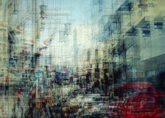 EXPERIMENTAL CITYSCAPE | MonkeyBait