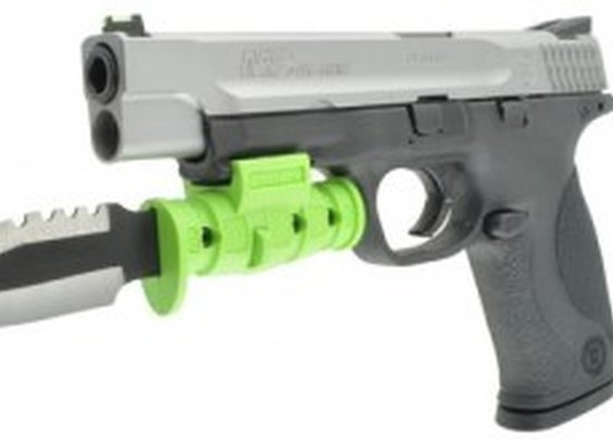 LASERLYTE ZOMBIE KILLER EDITION K-BAR | MonkeyBait
