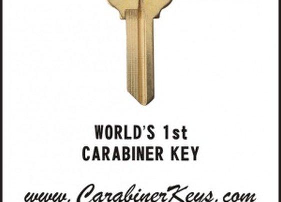 CARABINER KEY | MonkeyBait