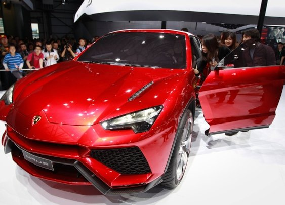 Lamborghini tosses hat into SUV ring with Urus concept - NY Daily News