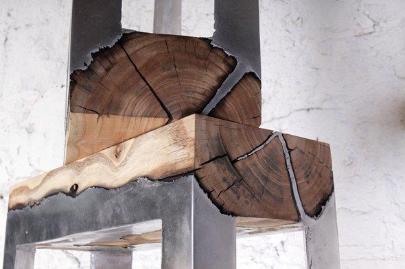 wood castings