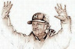 Michigan Wolverines / Bo