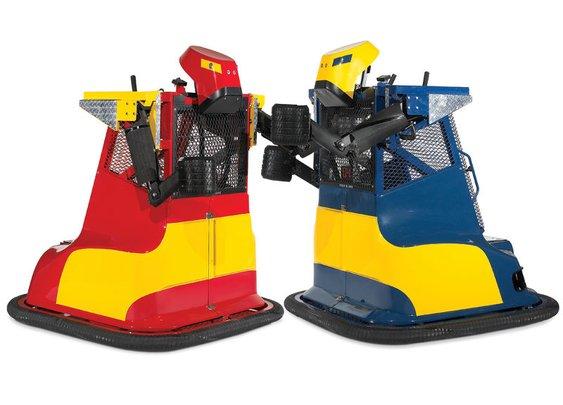 Life Size Rock-em Sock-em Robots