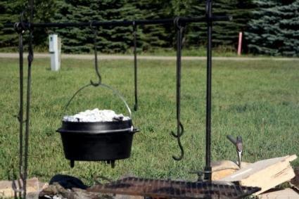 Dutch Oven Camping Recipes