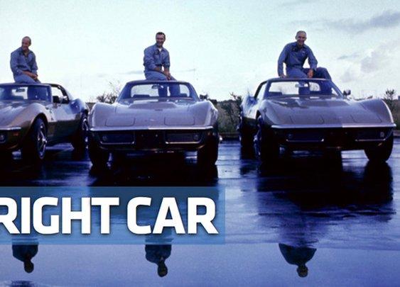 Why the Apollo 11 astronauts all drove Corvettes