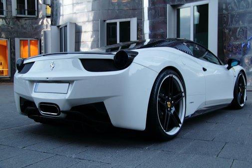 Ferrari 458 Italia Carbon