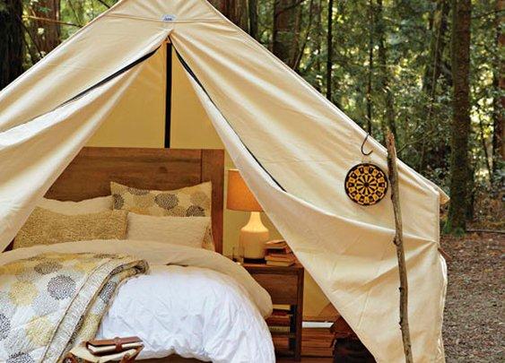 Stylish Camping
