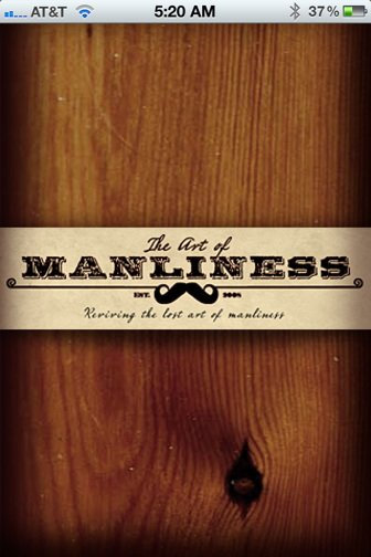 3 Free iOS Apps For Manly Men  |  Free on iTunes  |  The Mac Observer