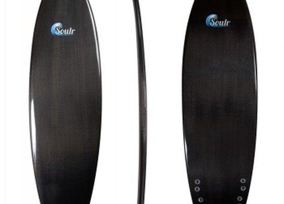 Batman's Surfboard