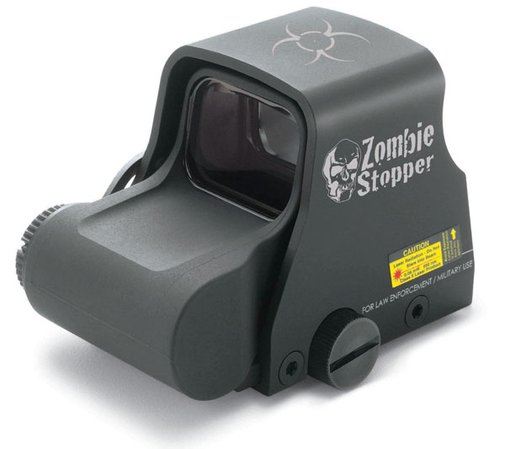 EOTech's XPS2-Z Zombie Stopper Holographic Weapon Sight | On Duty Gear Blog