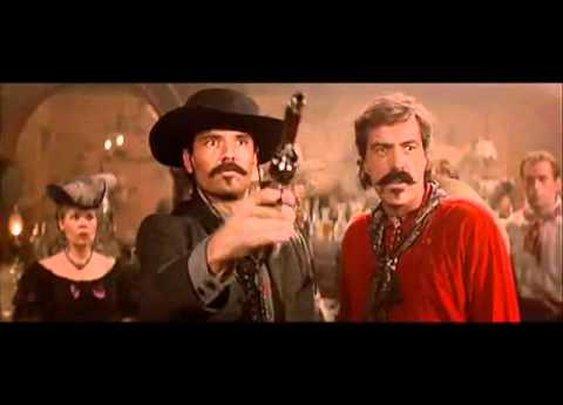 Tombstone - Doc Holliday meets Johnny Ringo      - YouTube