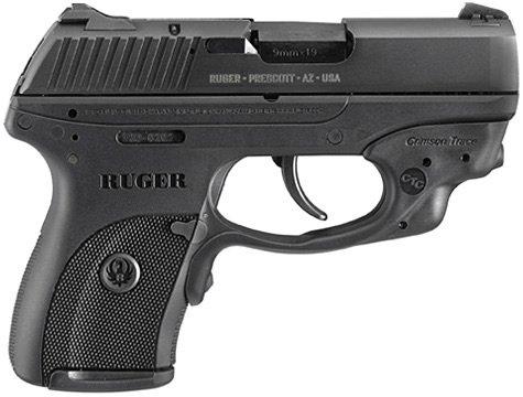 Ruger® LC9™ Centerfire Pistol Model 3212