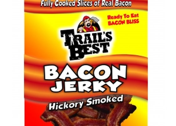 Trail's Best Hickory Smoked Bacon Jerky