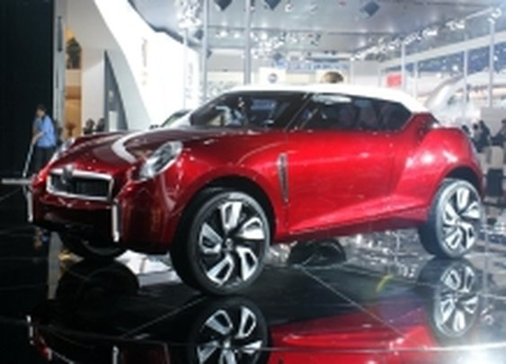Beijing auto show features everything from @Ants to Urus | The Car Tech blog - CNET Reviews