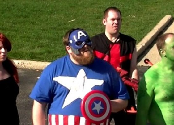 This is 'The Avengers' Trailer... On a Budget LOL