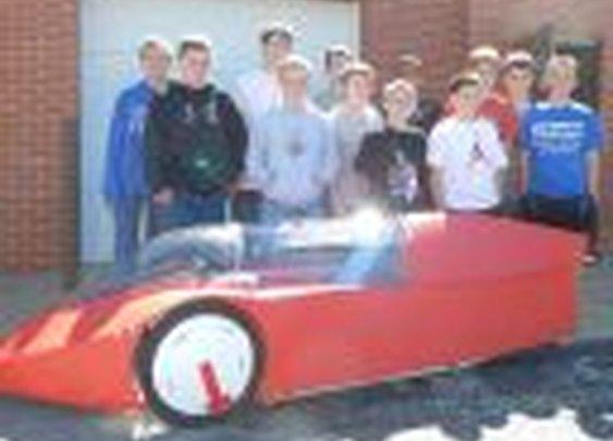 Junior high school students build 358 mpg car   Fox News
