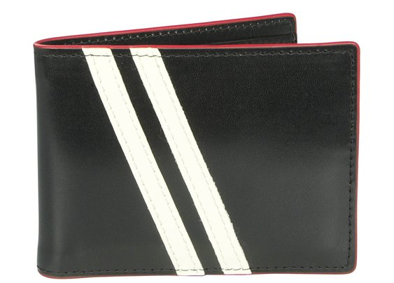 J Fold  Roadster Wallet - Black