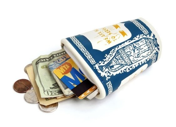 Lucky Beggar Wallet