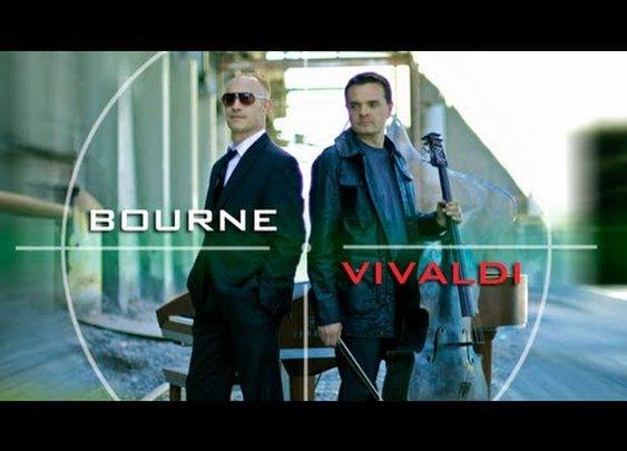 Bourne Vivaldi (Bourne Soundtrack/Vivaldi Double Cello Concerto) - ThePianoGuys      - YouTube