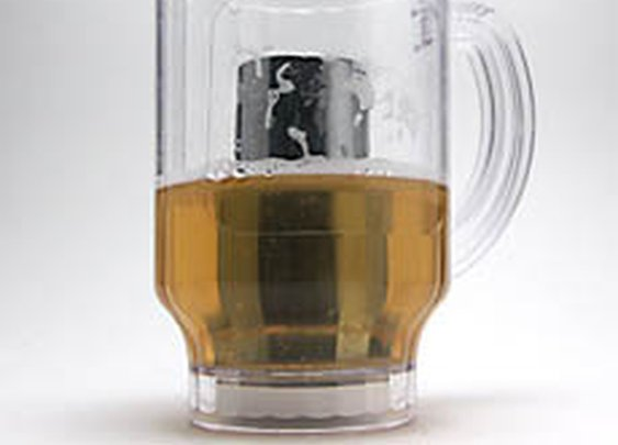 Ice Core Beer Pitcher