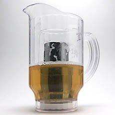 Ice Core Beer Pitcher