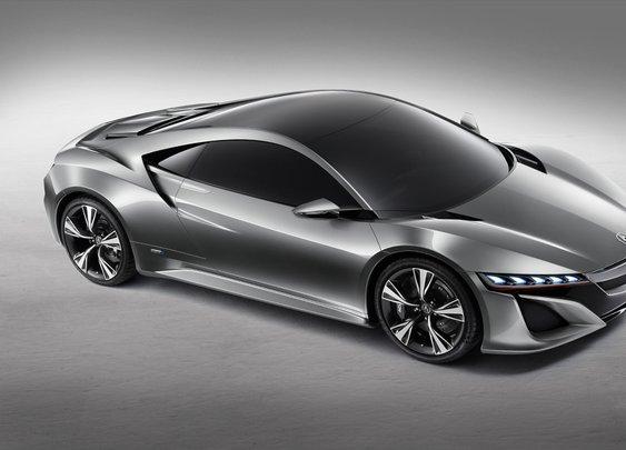 2013 Acura | Future Vehicles - NSX | Acura.com
