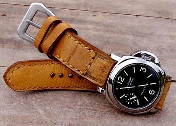 Gunny Straps - Handmade Watch Straps
