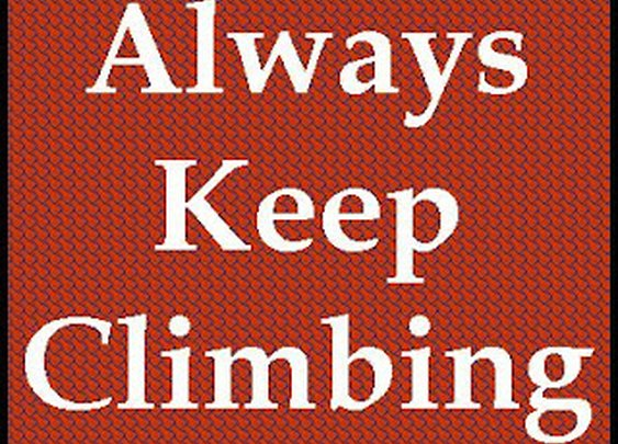 UP-WORDS MORNING NOTES: He Died Climbing