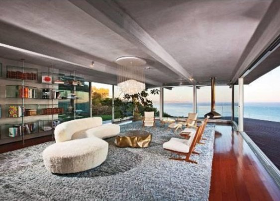 Brad Pitt's house