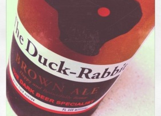 The Duck-Rabbit Brown Ale Hop and Waddle | The Trot Line