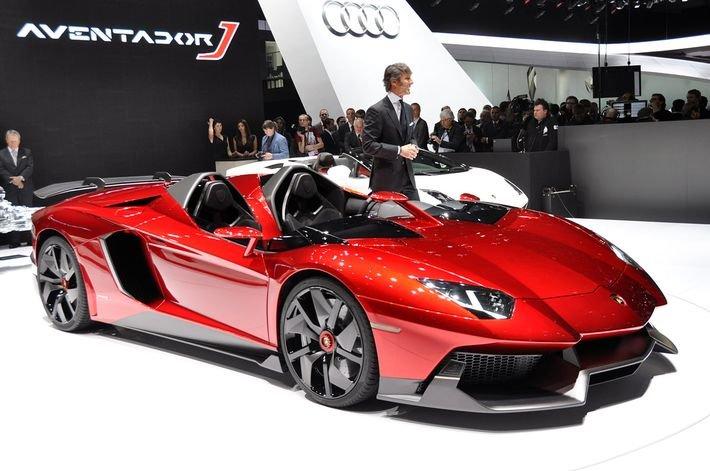 Top 10 Cars of the 2012 Geneva Motor Show | Car Accessories Blog