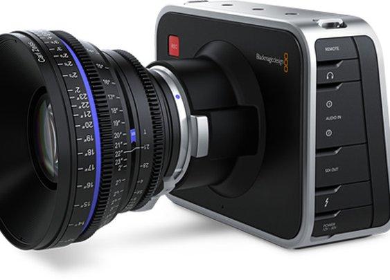 Blackmagic Design: Blackmagic Cinema Camera