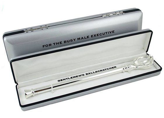Executive Gentlemen's Ball Scratcher