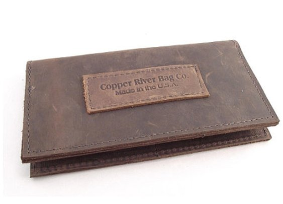 iPhone CheckBook Wallet