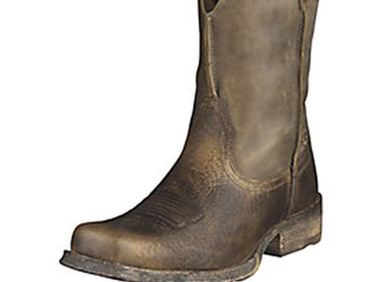 Ariat® Men's Western Rambler Boot, Earth/Bomber Brown - 724885399 | Tractor Supply Company